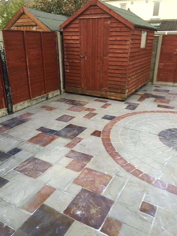 Patio Contractors Dublin