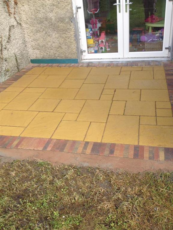 Patio Contractors Meath