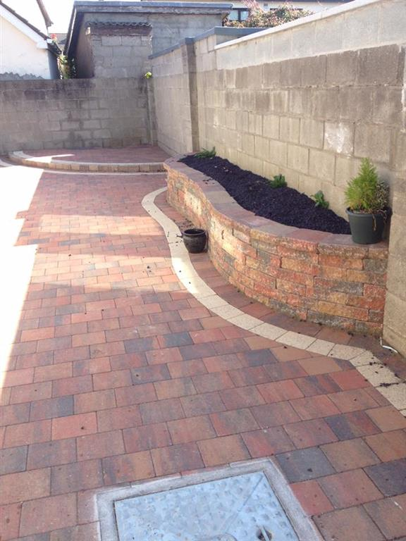 Patio Contractors Kildare