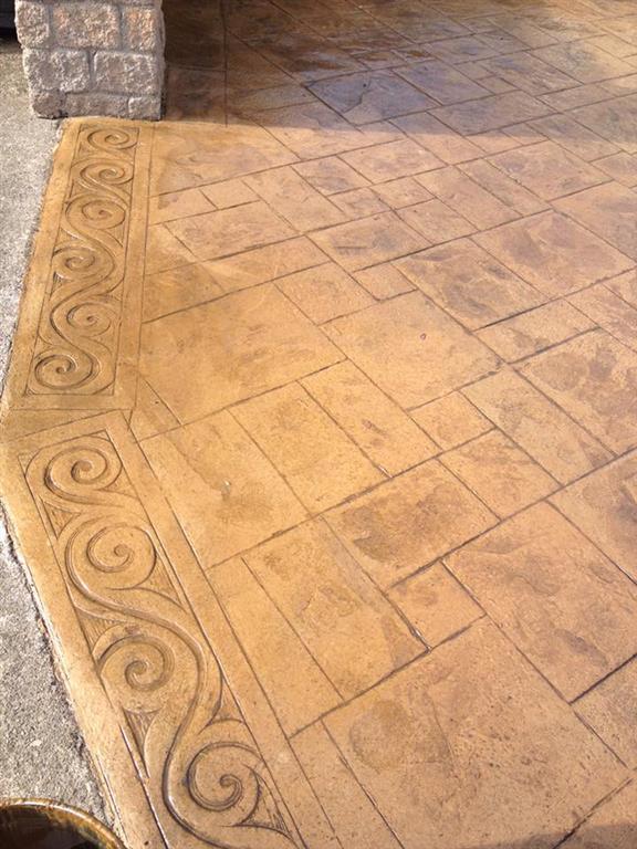 imprint concrete Kildare