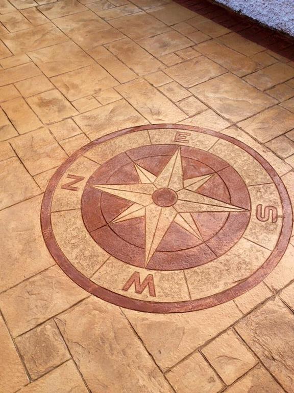 imprint concrete Meath