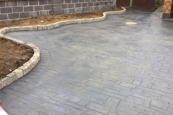 Concrete Imprint Dublin